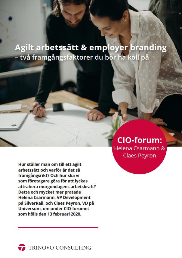 Frontpage - CIO forum