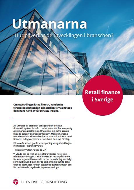 Omslag - retail finance